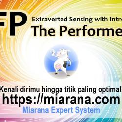 ESFP - Extraverted Sensing with Introverted Feeling - The Performer