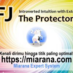 INFJ - Introverted Intuition with Extraverted Feeling - The Protector