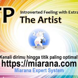 ISFP - Introverted Feeling with Extraverted Sensing - The Artist