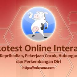 Psikotest Online Interaktif